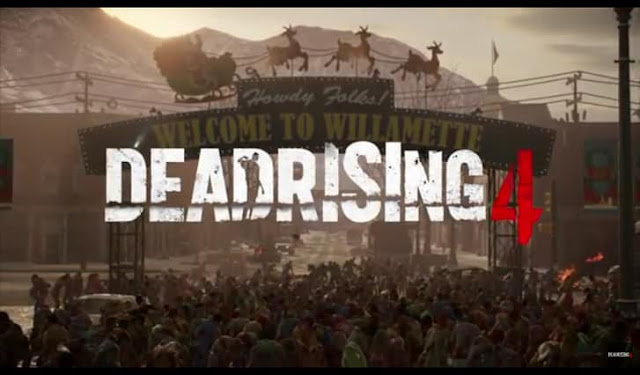 Dead Rising 4: Frank's Big Package will release for PS4 this December