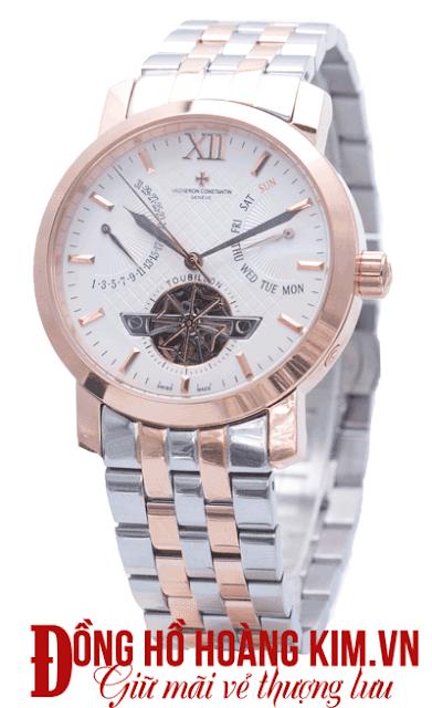 Đồng hồ Vacheron Constantin nam V80