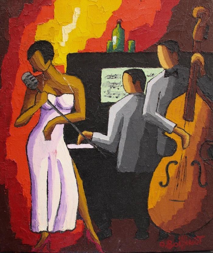 Пейзажи, джаз и горячие женщины