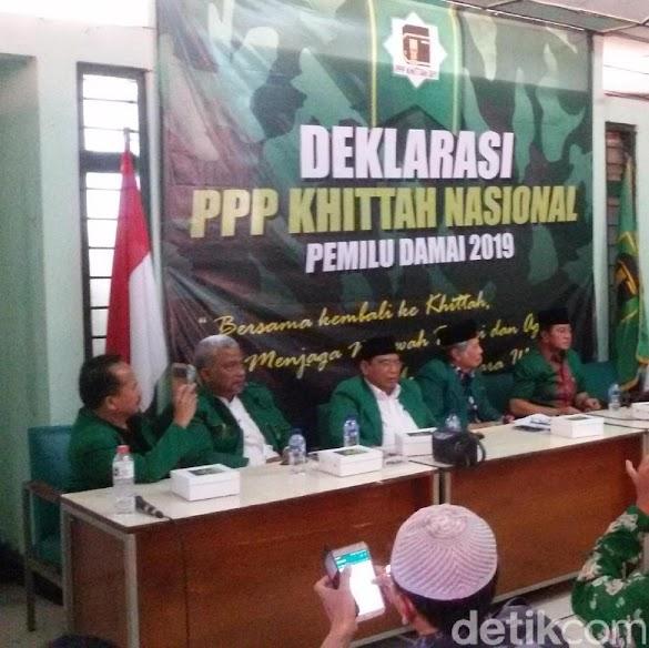 PPP Khittah Nasional Dukung Prabowo, Begini Kata Rommy