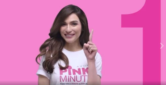 Avon Stars Joined Together To Raise Awareness On Breast Cancer! Save A Life With Just One #PinkMinute