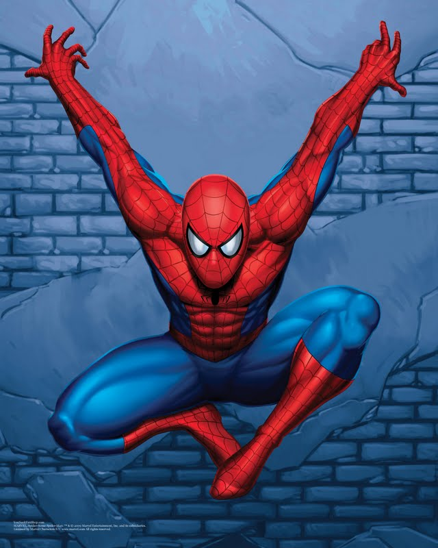 Spiderman Party:Free Printable Invitations. - Oh My Fiesta! for Geeks