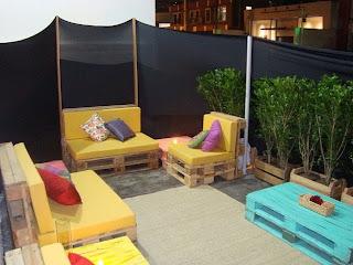 sofa usados baratos disney cars set mil ideias de decoração: móveis com paletes madeira
