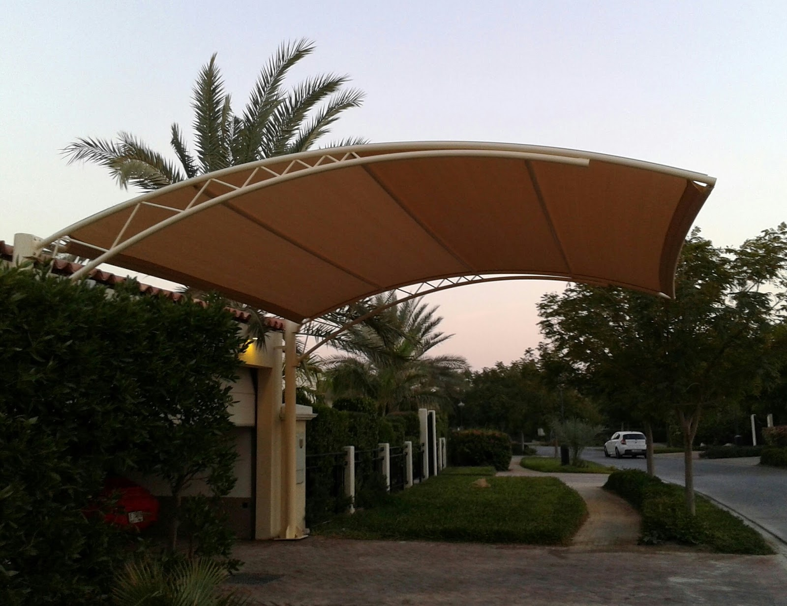 Car Parking Shades Suppliers In Uae Car Park Shades Tents Awnings Canopies Swimming Pool