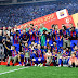 Barcelona win Copa del Rey for Enrique