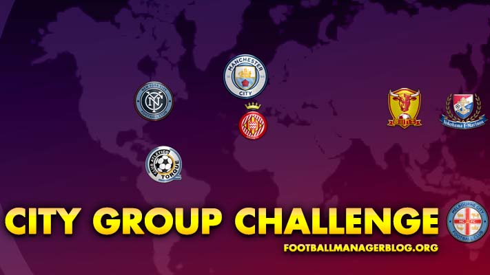 Football Manager City Group Challenge