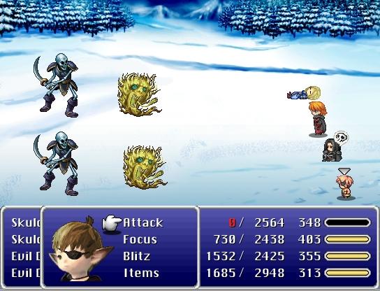 Final Fantasy Legend of Balance