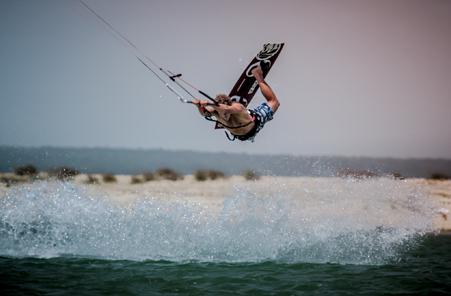 Kiteboarding Sri Lanka