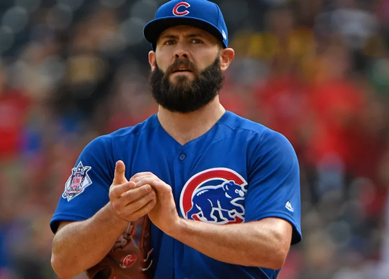 Phillies sign Jake Arrieta
