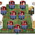 Seleção da 2ª rodada da Euro 2016 - Chucrute FC / Alemanha FC