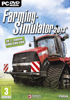 Farming Simulator 2013 Download Cover Free Game