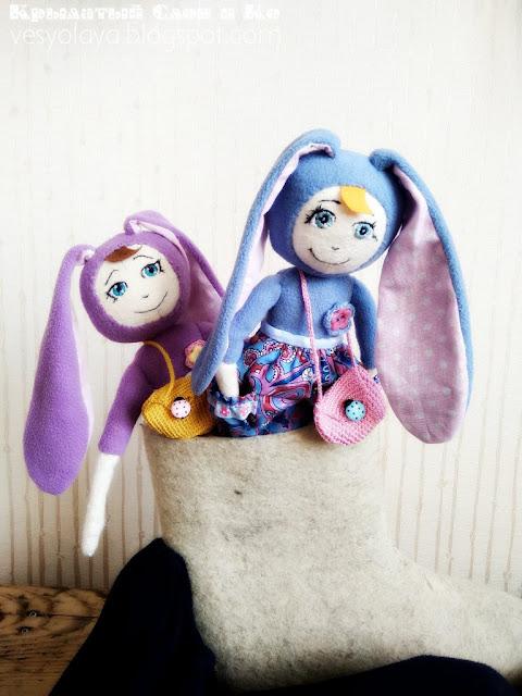 куклы-хранительницы
