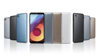 LG Q6, Q6+, Q6a स्मार्टफोन्स लॉन्च, कम कीमत में मिलेंगे ये शानदार फीचर्स