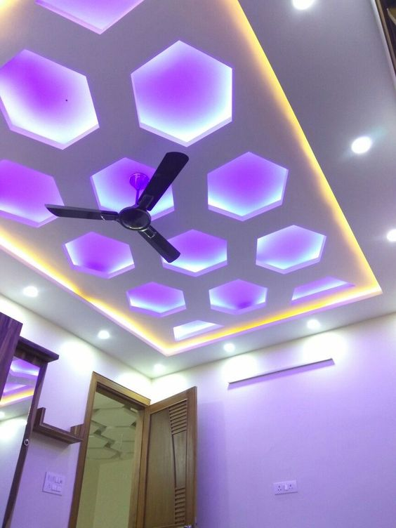 50 Indian Pop Ceiling Design Ideas For Modern Home Interior 2019