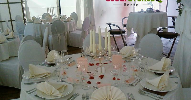 Table Linen Rentals Los Angeles