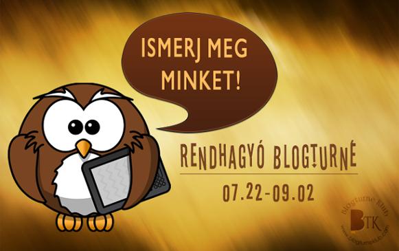 36849d752e Ismerj meg minket! blogturné {Nyereményjáték} - Deszy könyvajánlója ...