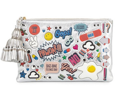Obsessed... Patch Trend & Anya Hindmarch