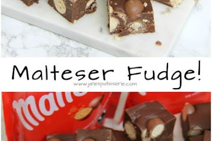 Malteser Fudge!