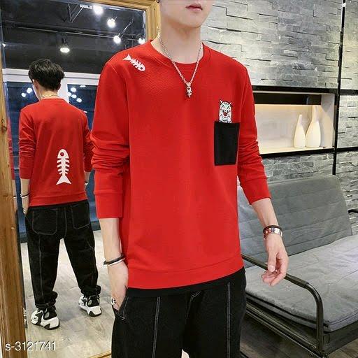 Essential 100%polyester Men's Sweatshirt