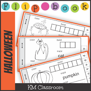 https://www.teacherspayteachers.com/Product/Halloween-Flip-Book-2800071