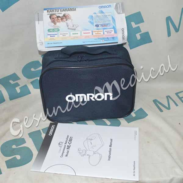 agen nebulizer alat bantu pernapasan murah