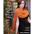 Book review: Crochet Wraps Every Which Way by Tammy Hildebrand