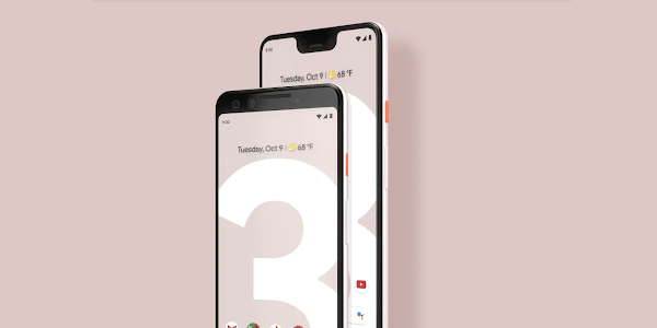 Google announces Pixel 3 and Pixel 3 XL