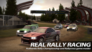 Download Rush Rally 2 MOD APK+DATA v1.115 Full Hack Unlimited Everything Unlocked Original Untouched