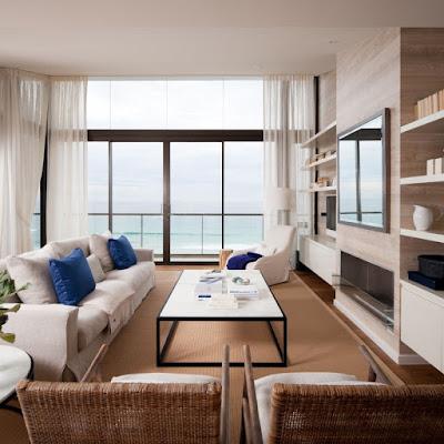 Desain Interior Apartemen Untuk 3 BedRoom atau Kamar Tidur
