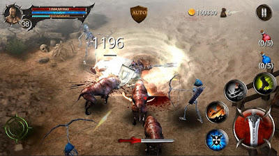 Blood Warrior Apk Mod v1.4.3 (Unlimited Money)