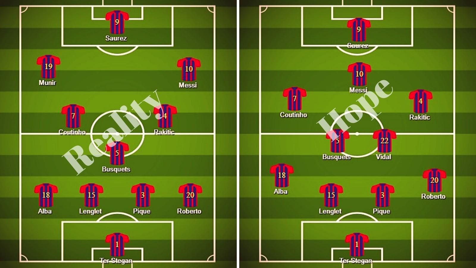 e4dfdf7e868 Barca vs Tottenham Match Preview