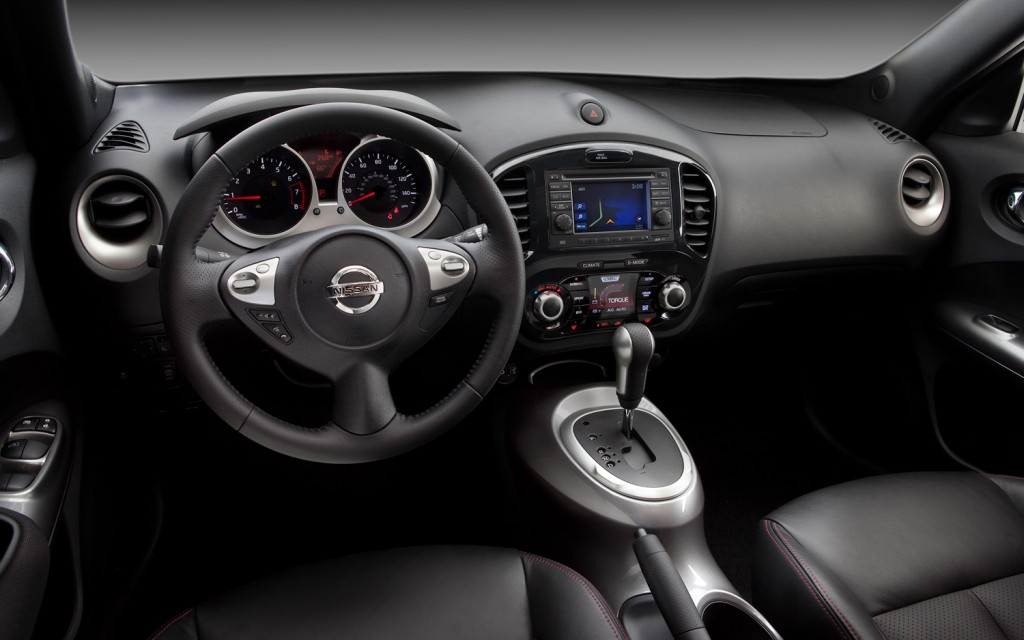 New car review 2013 nissan juke sl - Nissan juke interior color options ...