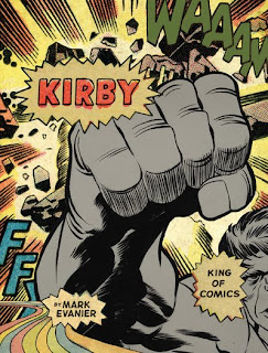 Review Kirby King of Comics Jack Kirby Biography Mark Evanier Hulk Asgard Rainbow Bridge WAAAM Abrams Cover hardcover hc comic books nonfiction