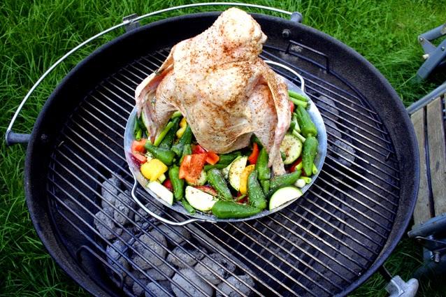kylling take away