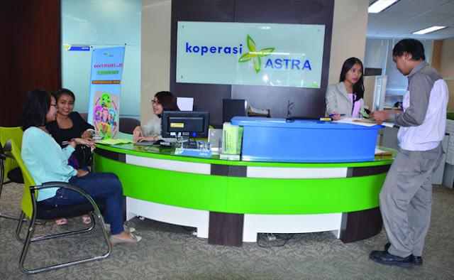 Lowongan Kerja Kepala Kantin di Koperasi Astra International (Lulusan D3 Semua Jurusan)
