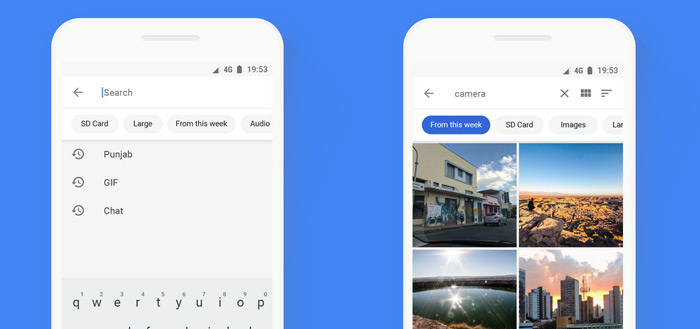 Google Files Go beta Android