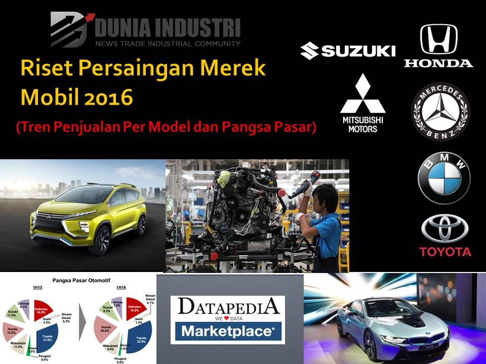 Leader Auto Sales >> Car Brands Market Leader Research In Indonesia