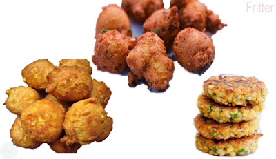 Fritter,Fritter food