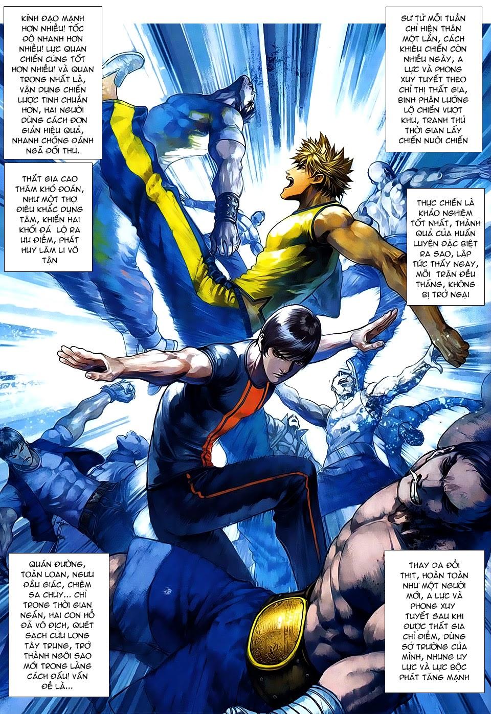 Quyền Đạo chapter 9 trang 11