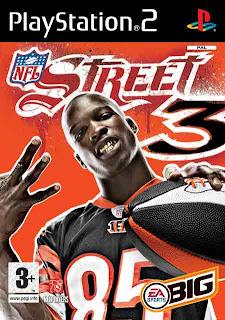 NFL Street 3 (PS2) 2006