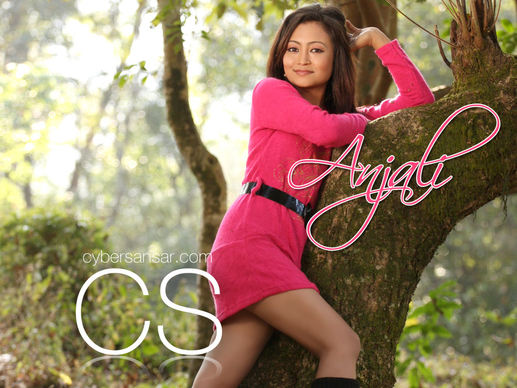 Nepali Model Girl Anjali ~ Hot Nepali Models