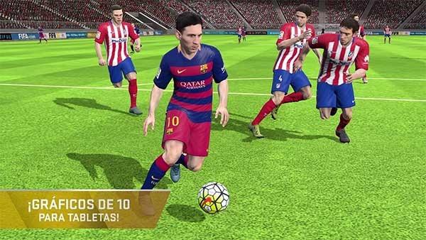 Descarga Gratis Potente Juego De Futbol Con Todas Las Estrellas
