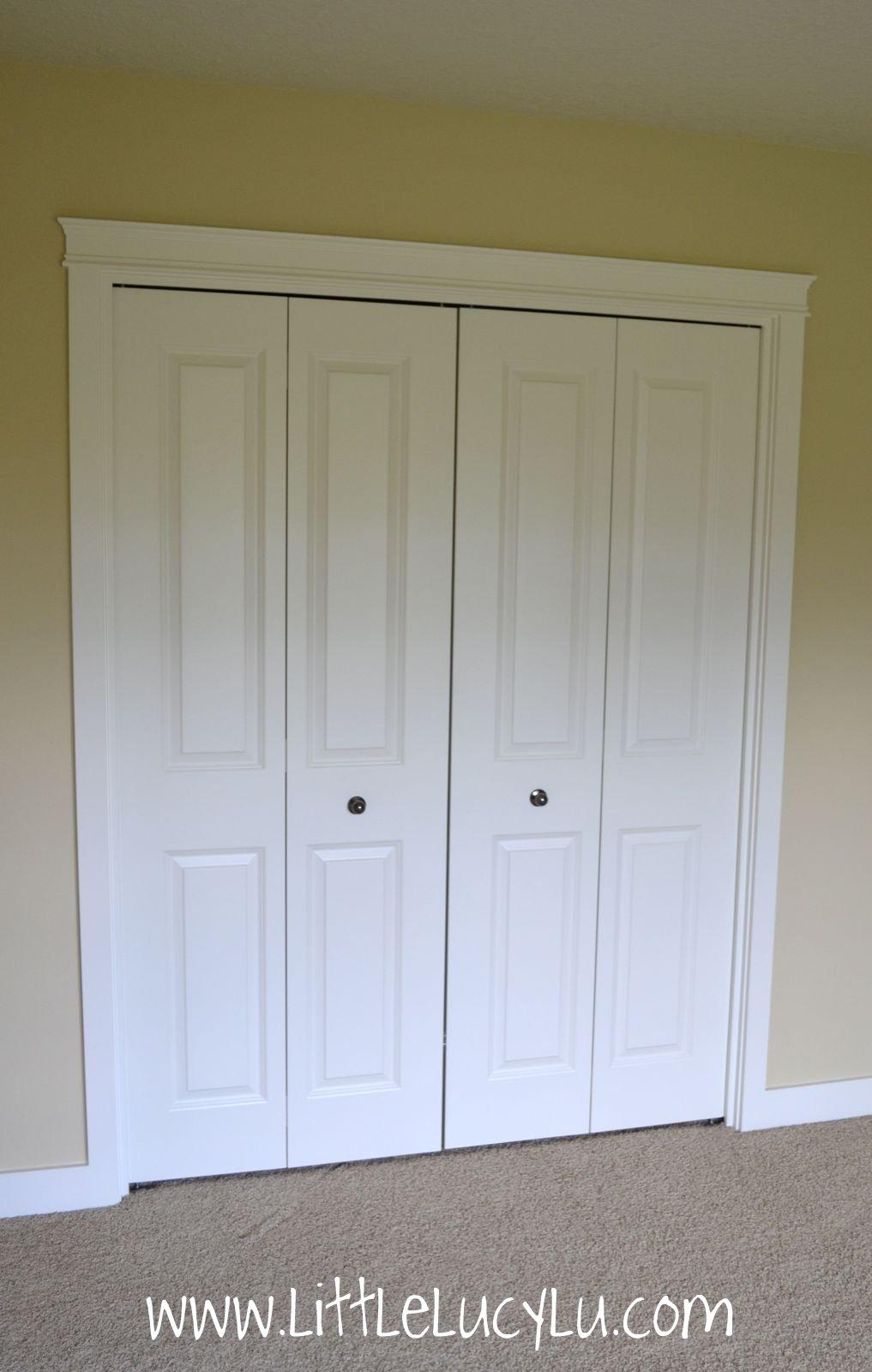 Folding Doors: Closet Folding Doors