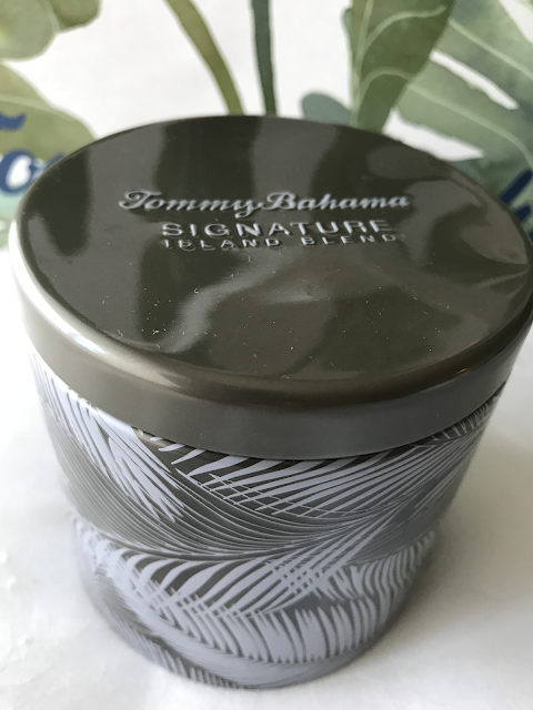 Tommy Bahamaのキャンドルの写真