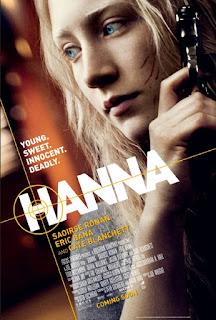 Hanna (2011) Film Poster
