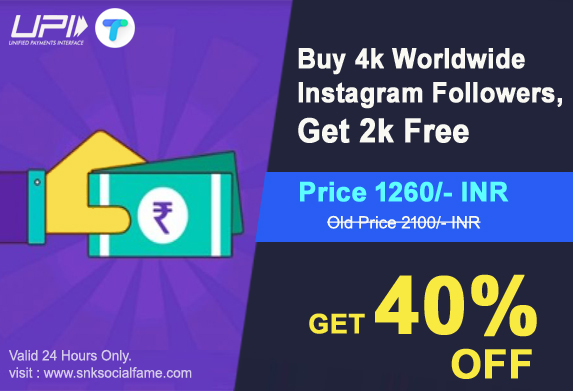 buy active instagram followers india