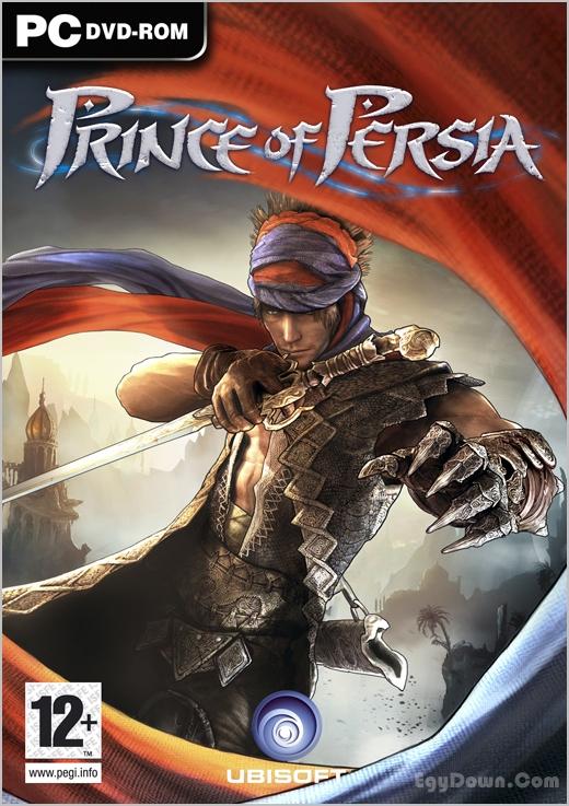 Prince of Persia 4 (2011/ENG/RePacK)
