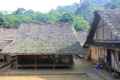Rumah Sulah Nyanda, Banten