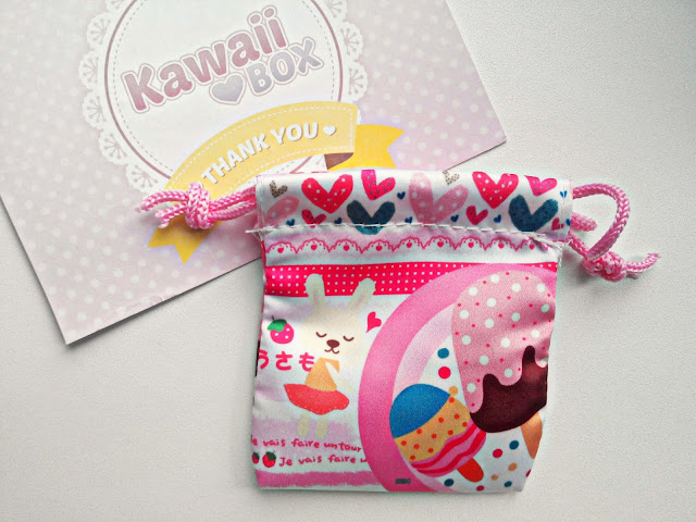 Kawaii Mini Pouch