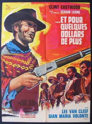 Poster do filme Por uns Dólares a Mais